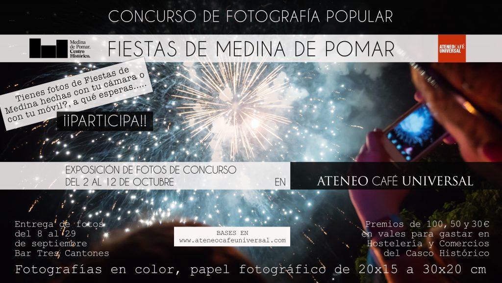 CONCURSO DE FOTOGRAFÍAS DE FIESTAS